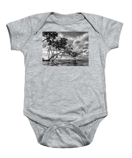 Key Largo Mangroves Baby Onesie