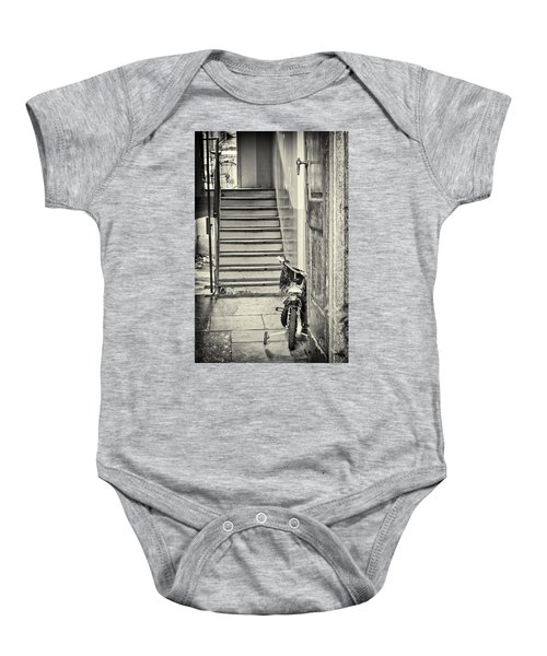Kid's Bike Baby Onesie