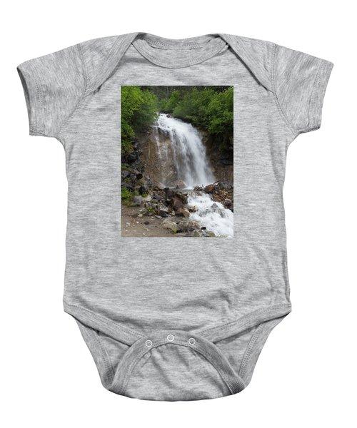 Klondike Waterfall Baby Onesie