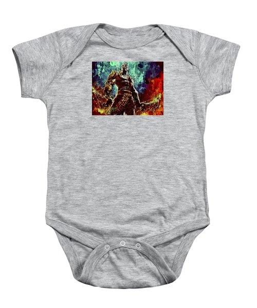 Kratos Baby Onesie