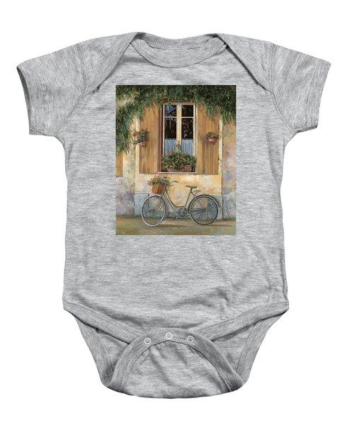 La Bici Baby Onesie