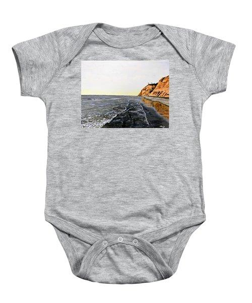La Jolla Shoreline Baby Onesie