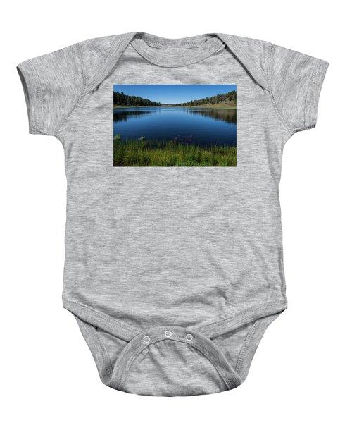 Laguna Meadow Lake Baby Onesie
