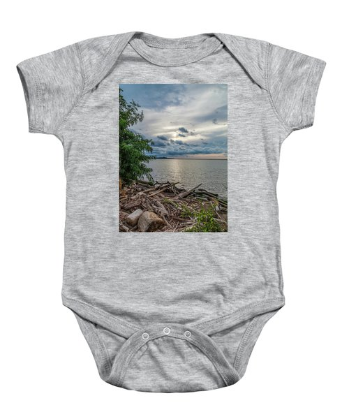 Lake Erie Serenade Baby Onesie