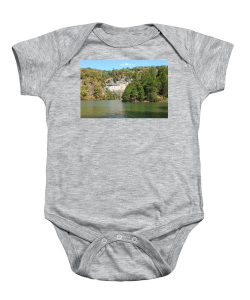 Lake Of The Ozarks Baby Onesie