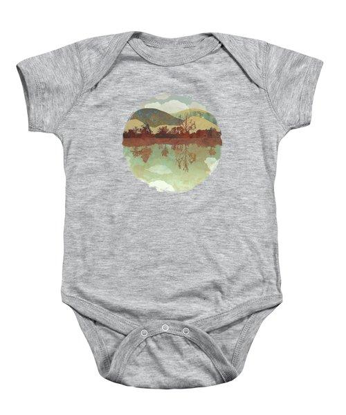 Lake Side Baby Onesie