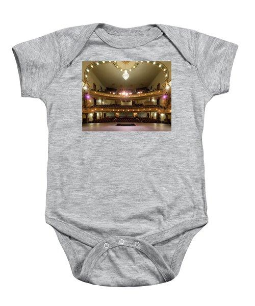 Landers Theatre Baby Onesie