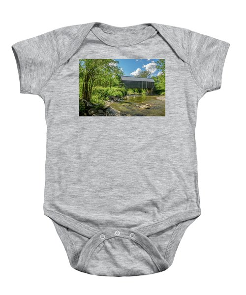 Larkin Bridge Baby Onesie