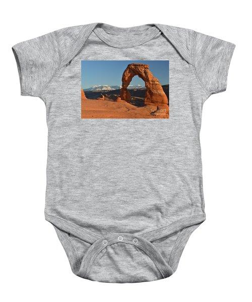 Lasals Framed Baby Onesie