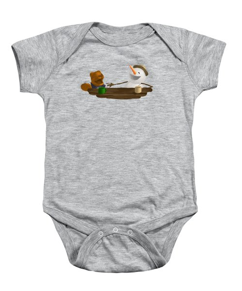 Laughter Baby Onesie