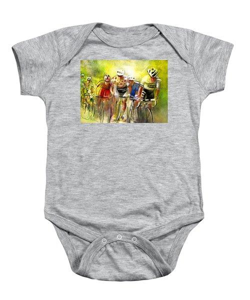 Le Tour De France 07 Baby Onesie
