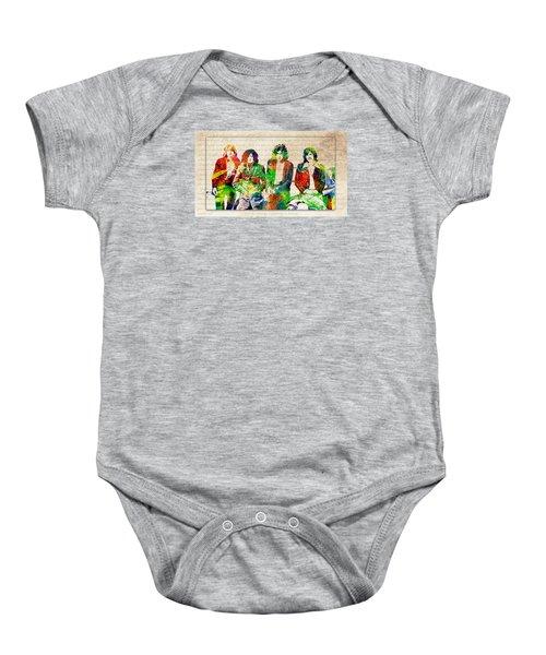 Led Zeppelin Baby Onesie