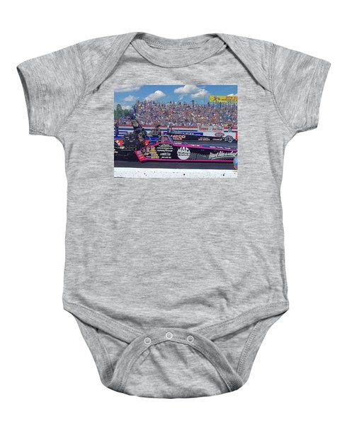 Legends At The Line Baby Onesie