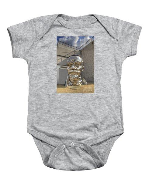 Lenin On La Brea Baby Onesie