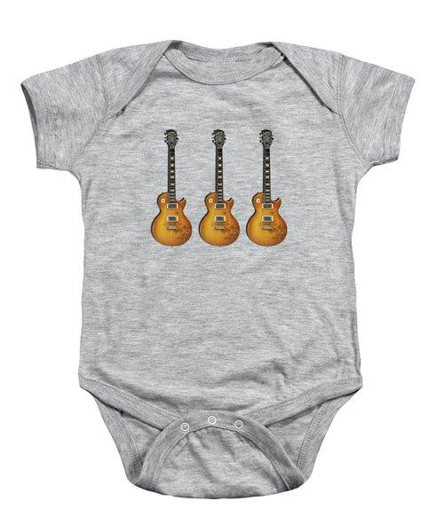 Les Paul Standard 1959 Baby Onesie