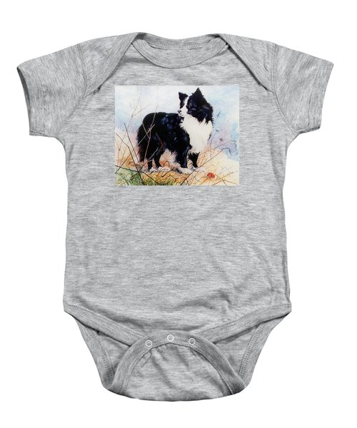 Let's Play Ball Baby Onesie