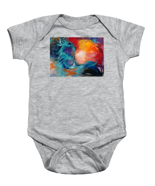 Light Energy Baby Onesie