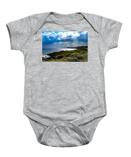 Light Streams On Kauai Baby Onesie