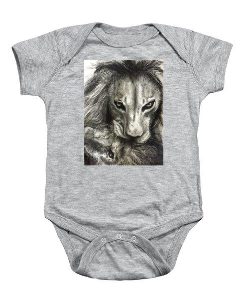 Lion's World Baby Onesie