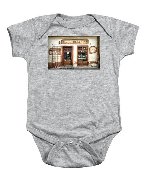 Little Craftsman' Shop - Micul Meserias Baby Onesie