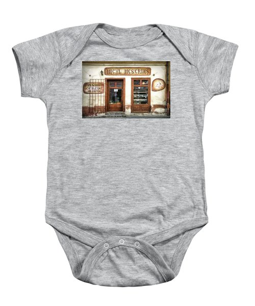Little Craftsman' Shop - Micul Meserias Baby Onesie