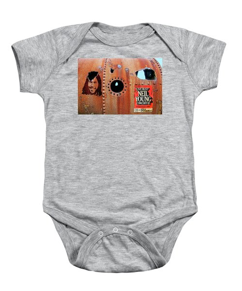 Live Rust, Neil Young Baby Onesie