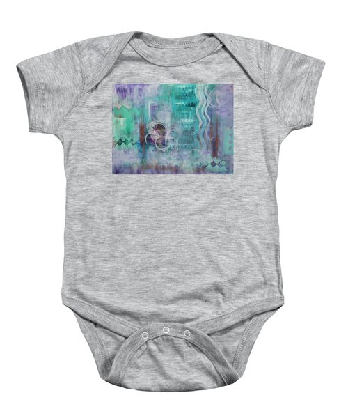 Living In The Mystery Baby Onesie