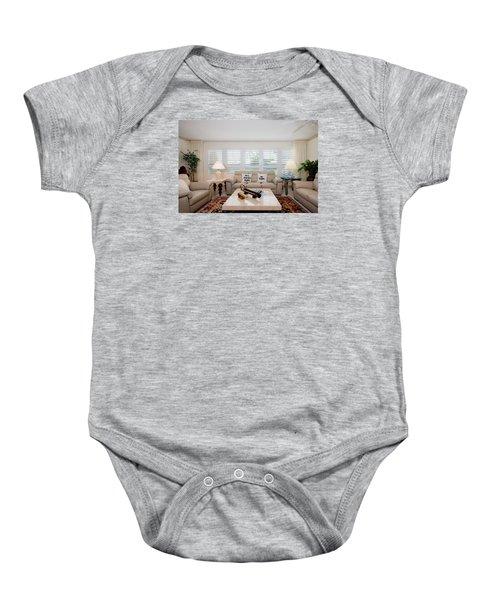 Living Room Baby Onesie