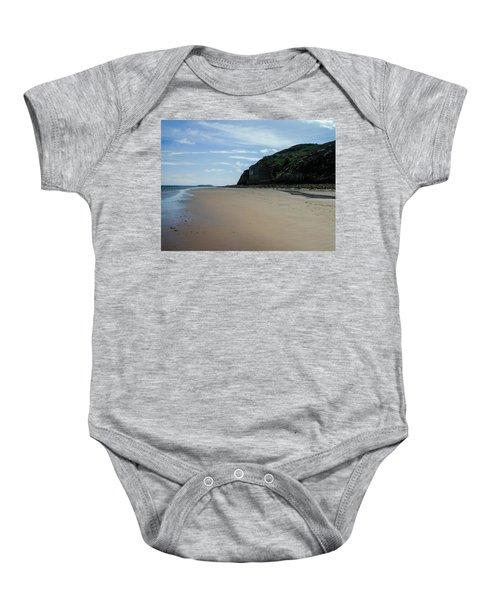Llandbedrog Headland, Lleyn Peninsula, North Wales Baby Onesie