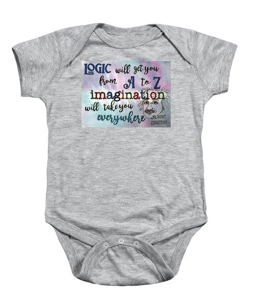 Logic Baby Onesie