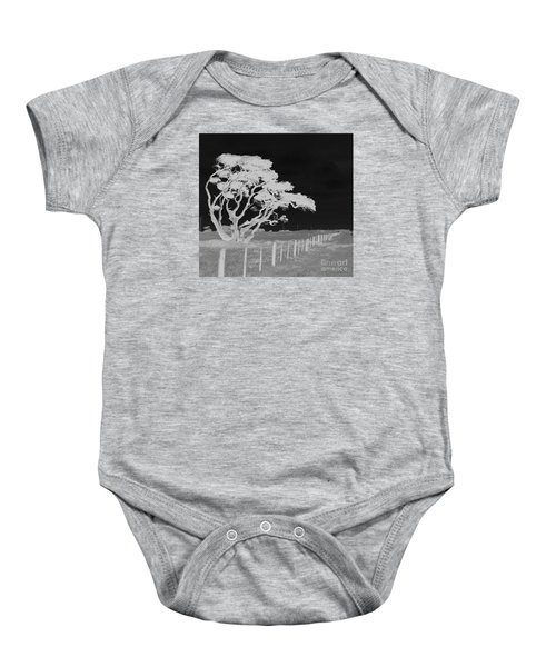 Lone Tree, West Coast Baby Onesie