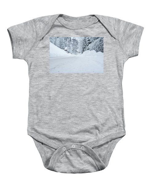 Lonly Road- Baby Onesie