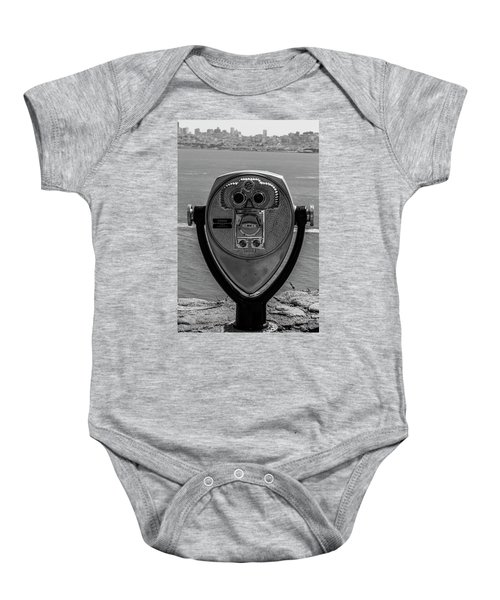 Lookout Point Baby Onesie