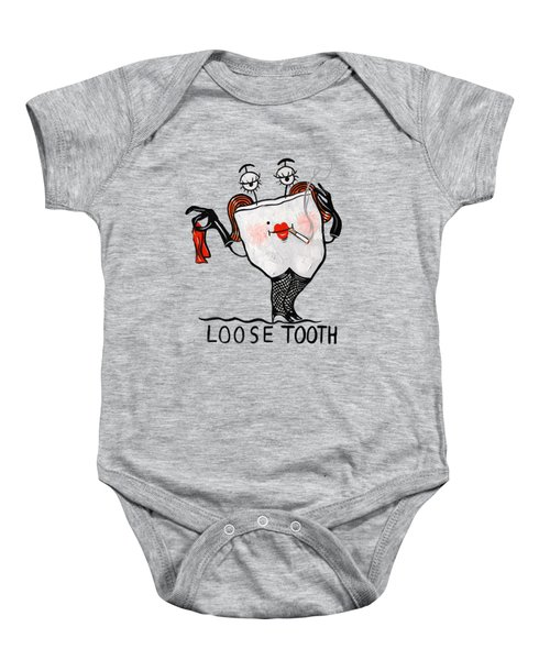 Loose Tooth T-shirt Baby Onesie
