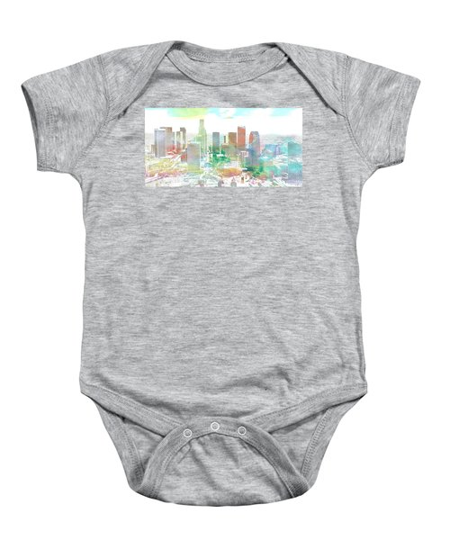 Los Angeles, California, United States Baby Onesie