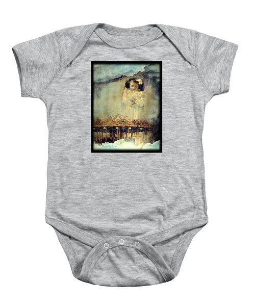Loss Of Diety Baby Onesie