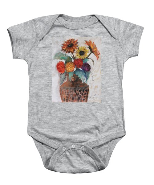 Lost And Found Baby Onesie