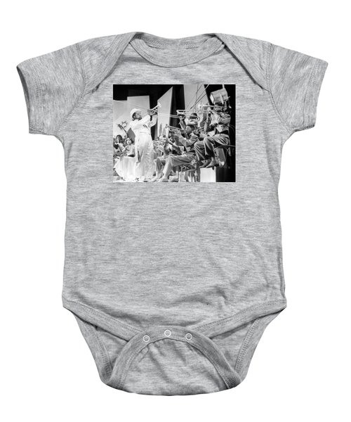 Louis Armstrong Baby Onesie