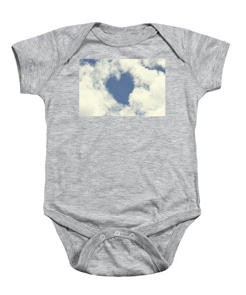 Love Is In The Air Baby Onesie
