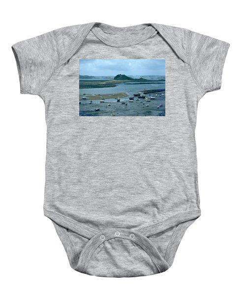 Low Tide Baby Onesie