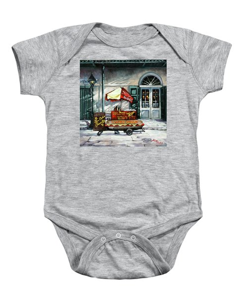 Lucky Dogs Baby Onesie