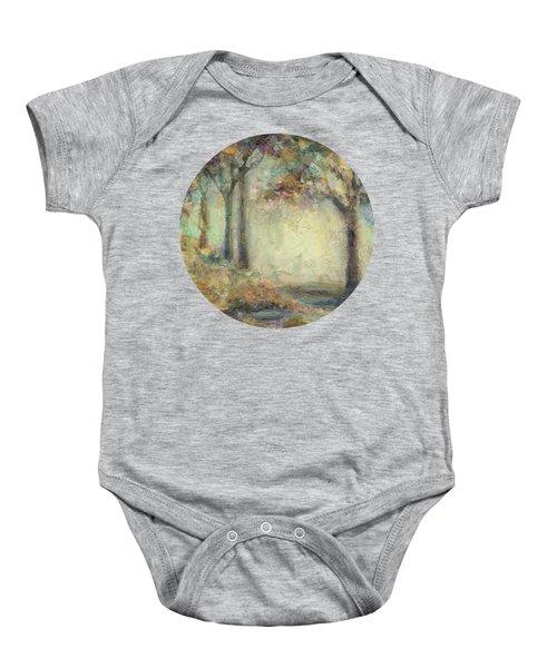 Luminous Landscape Baby Onesie