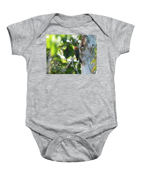Lunchtime Baby Onesie