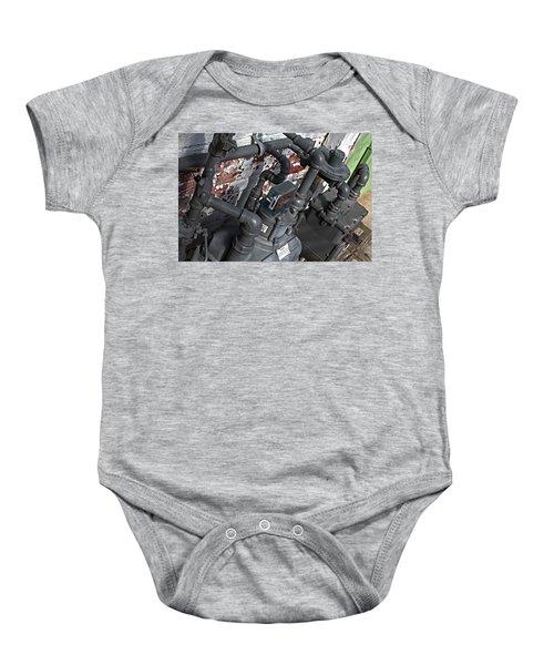 Machinery Baby Onesie