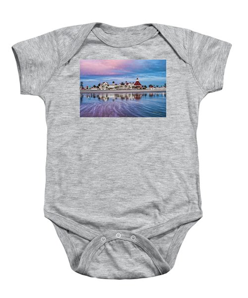 Magical Moment Horizontal Baby Onesie