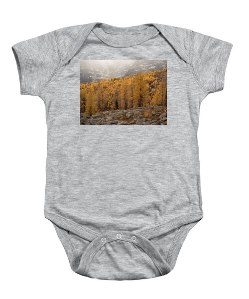 Magnificent Fall Baby Onesie