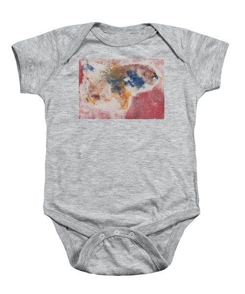 Making The Leap Baby Onesie