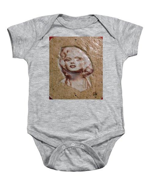Marilyn Monroe Baby Onesie