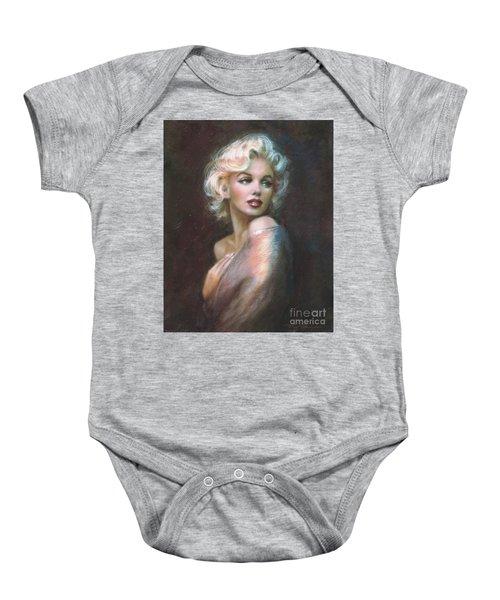 Marilyn Ww  Baby Onesie