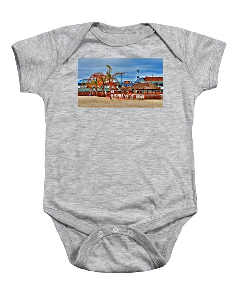 Martells On The Beach - Jersey Shore Baby Onesie
